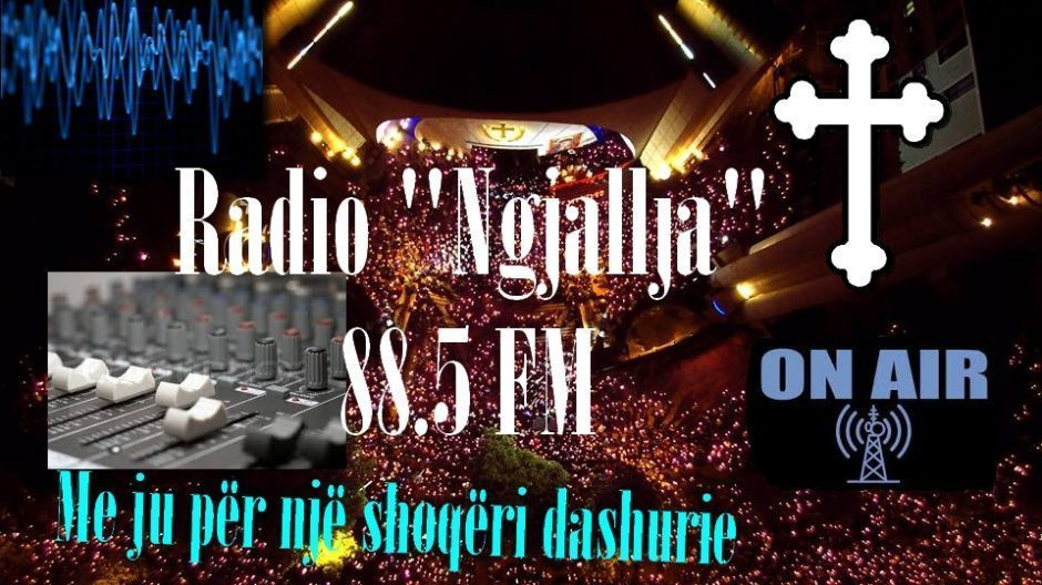 "Radio ""Ngjallja"", FM 88.5 MHz"